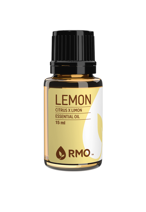 rocky mountain oils, essential oils, lemon oil