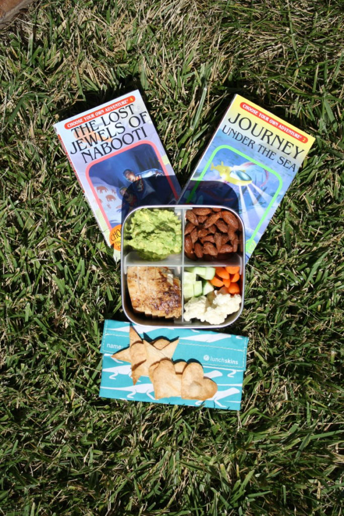 Paleo Lunch Ideas for Back To School