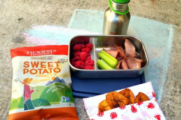 Back to School Paleo Lunches